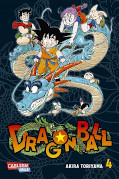 Frontcover Dragon Ball 4