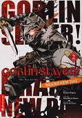 Frontcover Goblin Slayer! Brand New Day 2