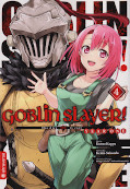 Frontcover Goblin Slayer! Year One 4