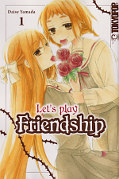 Frontcover Let's play Friendship 1