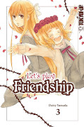 Frontcover Let's play Friendship 3