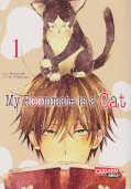 Frontcover My Roommate is a Cat 1