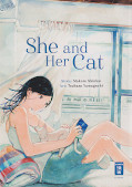 Frontcover She and her Cat 1
