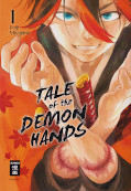 Frontcover Tale of the Demon Hands 1