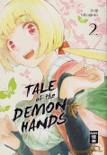 Frontcover Tale of the Demon Hands 2