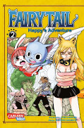 Frontcover Fairy Tail - Happy's Adventure 2