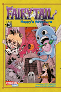 Frontcover Fairy Tail - Happy's Adventure 3