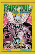 Frontcover Fairy Tail - Happy's Adventure 4