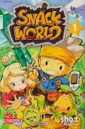 Frontcover Snack World 1