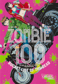 Frontcover Zombie 100 – Bucket List of the Dead 1