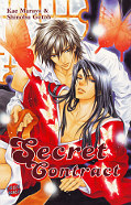 Frontcover Secret Contract 1