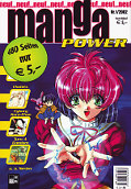 Frontcover Manga Power 1