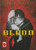 Frontcover Blood - The last Vampire 1