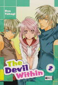 Frontcover The Devil within 2