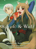 Frontcover Spice & Wolf 1