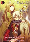Frontcover Spice & Wolf 3