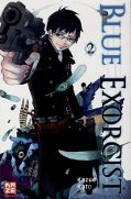 Frontcover Blue Exorcist 2