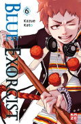 Frontcover Blue Exorcist 6