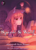Frontcover Spice & Wolf 7