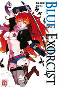 Frontcover Blue Exorcist 9
