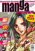 Frontcover Manga Power 10