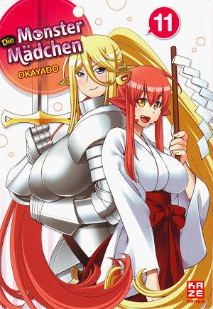 The Incomplete Manga-Guide - Manga: Die Monster Mädchen