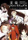 japcover Bungo Stray Dogs 3