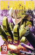 japcover One-Punch Man 19