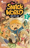 japcover Snack World 2