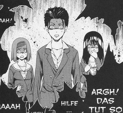The Incomplete Manga Guide Manga Corpse Party Another Child